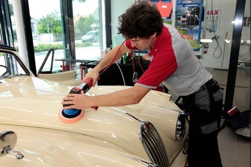 Sử dụng giấy nhám trong sơn sửa tân trang ô tô - 2