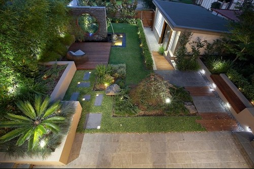 Tổng hợp những mẫu thiết kế sân vườn biệt thự đẹp và đẳng cấp